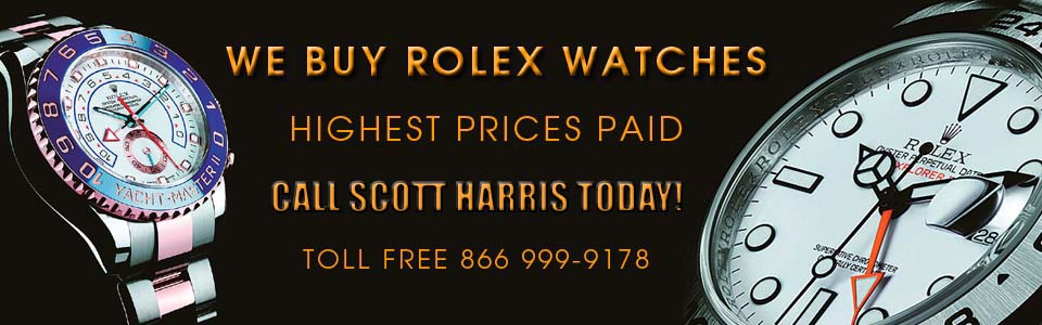 Rolex Repair by 3rd Generation Watchmaker, over 40 years servicing luxury watches.